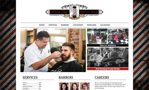 Whiteoak Barbershop